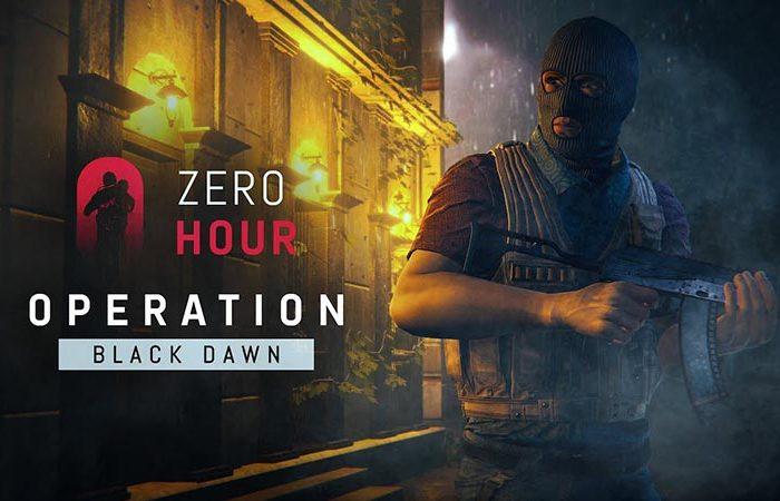 سی دی کی اورجینال بازی Zero Hour