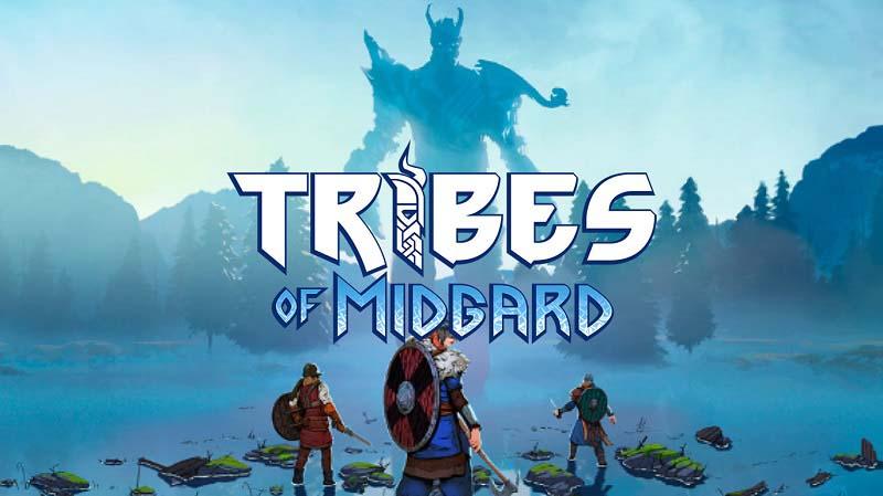 سی دی کی اورجینال Tribes of Midgard