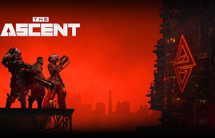 سی دی کی بازی The Ascent