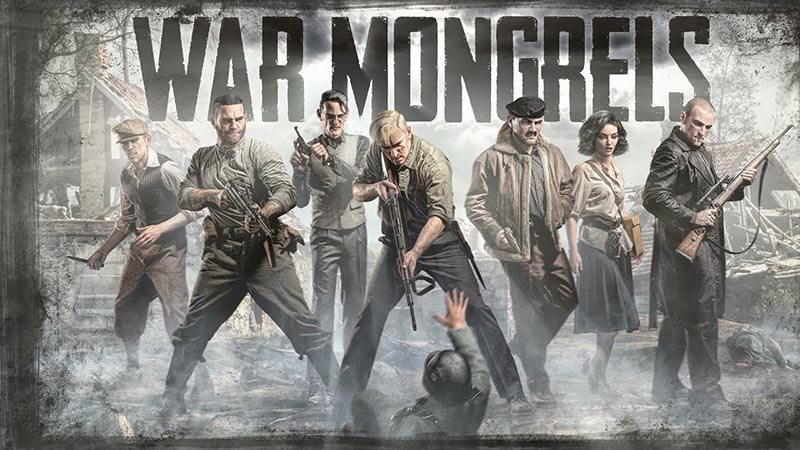 سی دی کی اورجینال War Mongrels