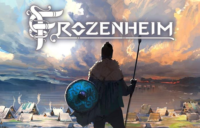 سی دی کی اورجینال Frozenheim