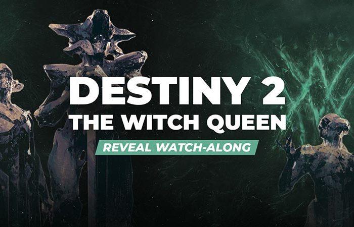 سی دی کی Destiny 2 The Witch Queen