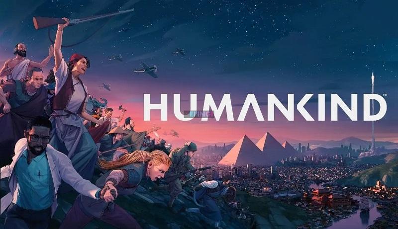سی دی کی اورجینال HUMANKIND