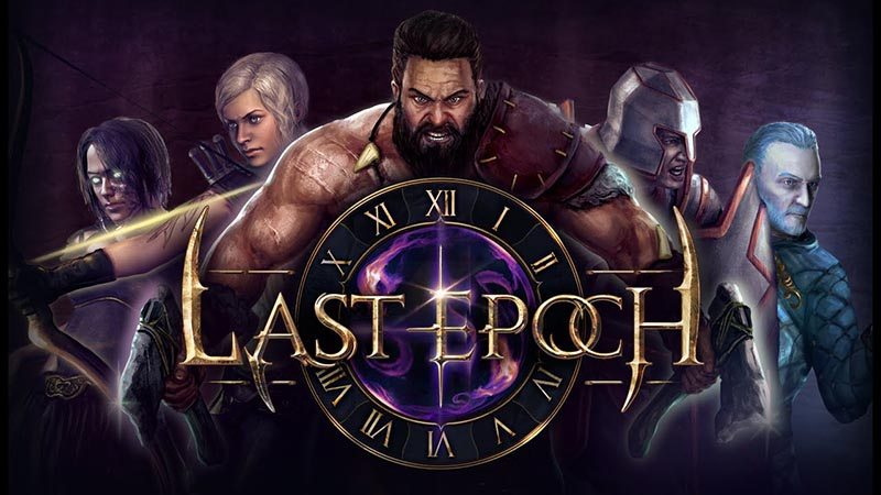 سی دی کی اورجینال بازی Last Epoch