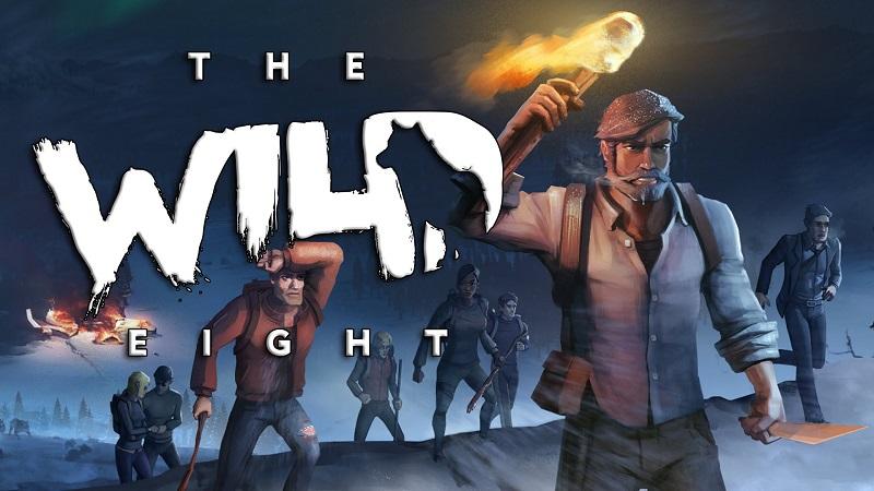 سی دی کی اورجینال The Wild Eight