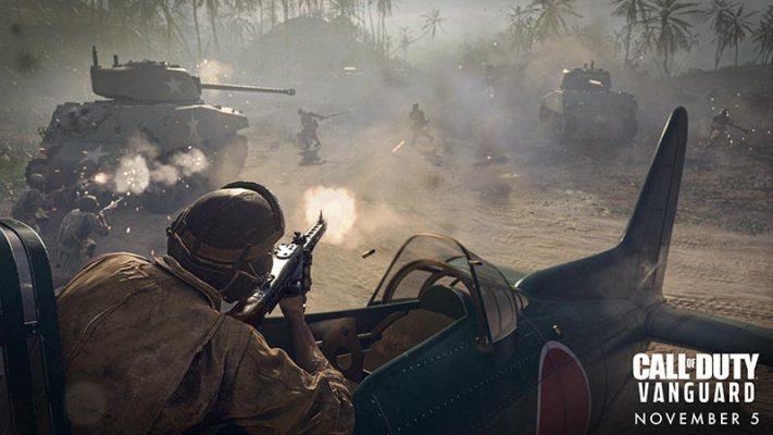 سی دی کی اورجینال Call of Duty Vanguard