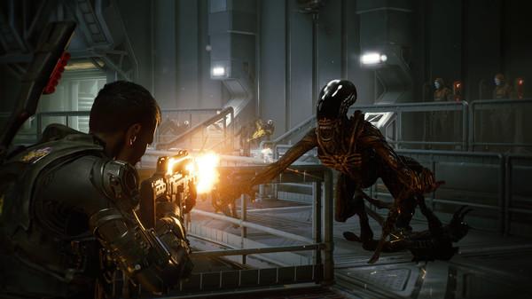 سی دی کی اورجینال بازی Aliens Fireteam Elite