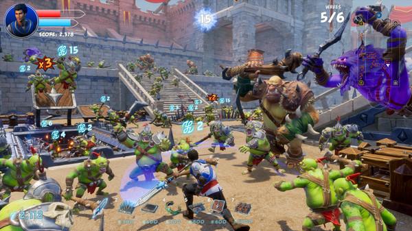 سی دی کی اورجینال Orcs Must Die! 3