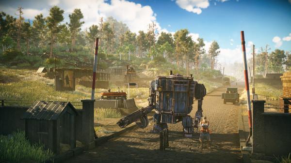 سی دی کی اورجینال Iron Harvest