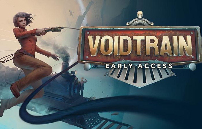 سی دی کی اورجینال بازی Voidtrain