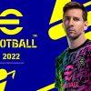 سی دی کی اورجینال eFootball 2022 (پی اس PES 2022)