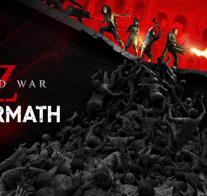 سی دی کی اورجینال World War Z Aftermath