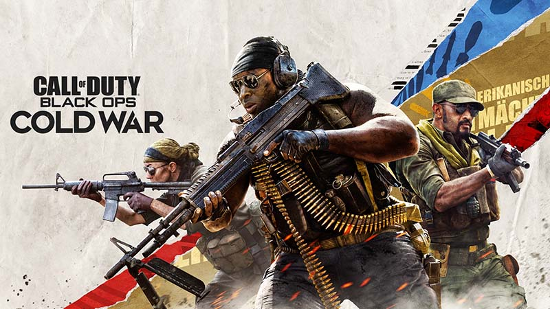 خرید بازی Cold War برای PC | فروشگاه سی دی کی سل
