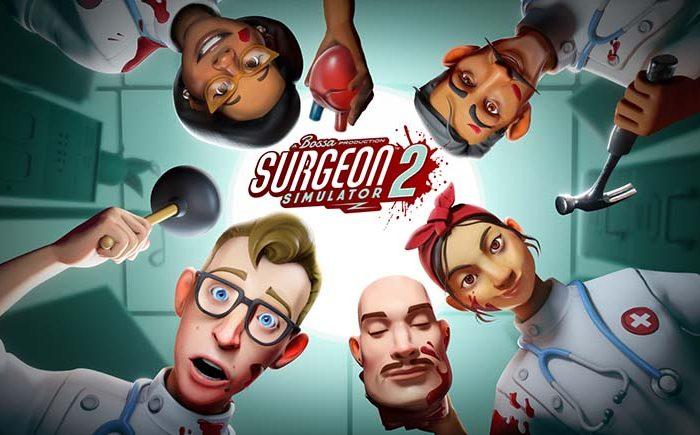 سی دی کی اورجینال Surgeon Simulator 2