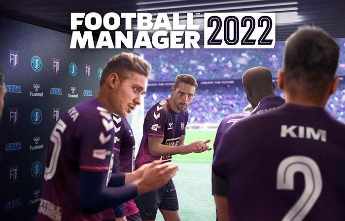 سی دی کی اورجینال Football Manager 2022