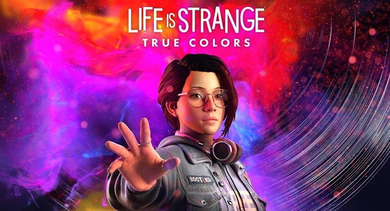 سی دی کی اورجینال Life is Strange True Colors