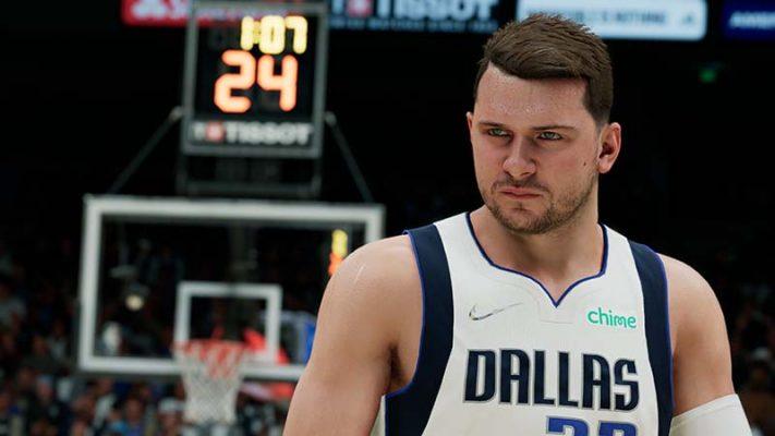 سی دی کی اورجینال بازی NBA 2K22